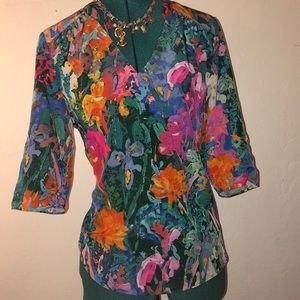 Amanda U blouse